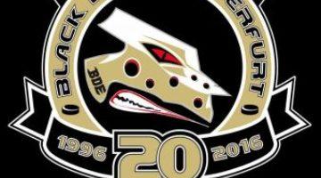 Black Dragons Präsentieren Offizielles Jubiläum Logo