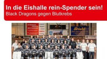Black Dragons Unterstützen Deutsche Knochenmarkspendedatei