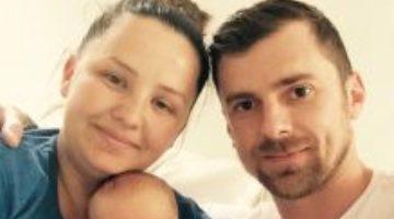 Michal Vazan Ist Stolzer Vater Geworden