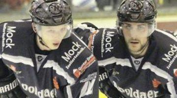 Sei Eishockeyspieler Und Trainiere Mit Den Black Dragons