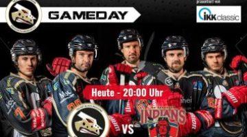 Gameday Tec Art Black Dragons Vs Hannover Indians