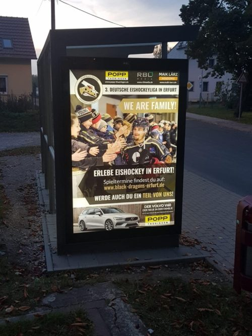 Black dragons kampagne