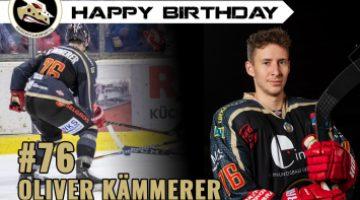 Herzlichen Glückwunsch Oliver Kämmerer