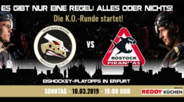 Pre Playoffs In Erfurt