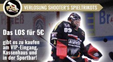 Verlosung Original Spielertrikots Shooter Tours Braunlage
