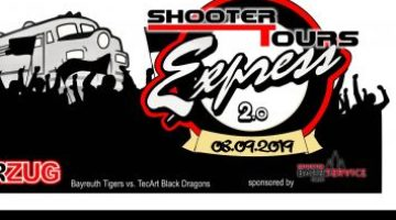 Vorbereitung 2018 2019 Sonderzug Tec Art Black Dragons Vs Bayreuth Tigers